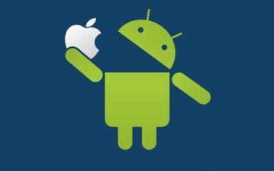 Android – самая популярная мобильная ОС