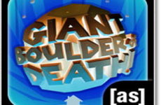 Игра Giant boulder of death